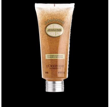 Loccitane - Almond Shower Scrub 200ml