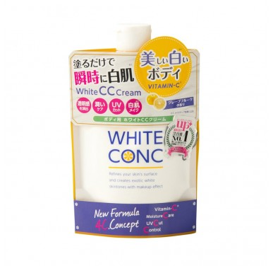 @Cosme Award - White Conc Medicated White CC Cream 200G